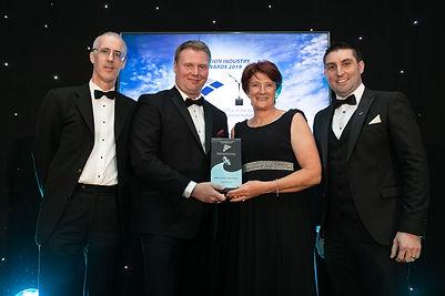 Galway Flying Club - Aviation Industry Awards 2019 winner