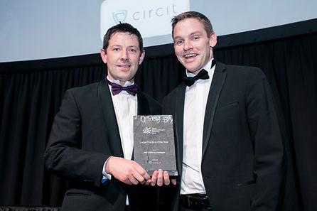 PKF-FPM Accountants - Irish Accountancy Awards 2019 winner