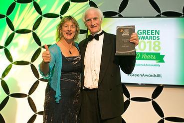 Duncan Stewart - Green Awards 2018 Recipient