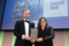 Ann-Marie O'Neill - Fit Out Awards 2018 winner