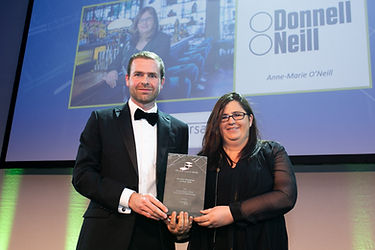 Ann-Marie O'Neill - Fit Out Awards 2018 winner