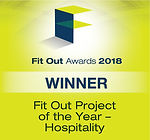 Fit Out Project of the Year – Hospitality