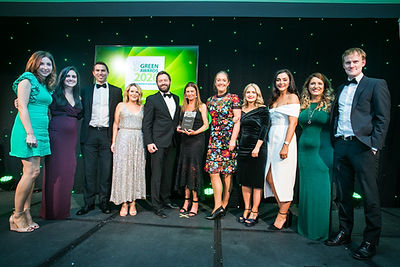 Mason Hayes & Curran - The Green Awards 2020 winners