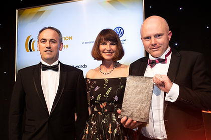 King & Moffatt Building Services - 2019 Irish Construction Industry Awards winner