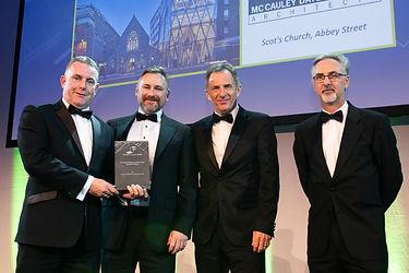 McCauley Daye O'Connell Architects - Fit Out Awards 2018 winner