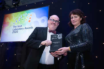 Healthcare Laboratory of the Year winner