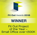 Fit Out Project of the Year – Small Office