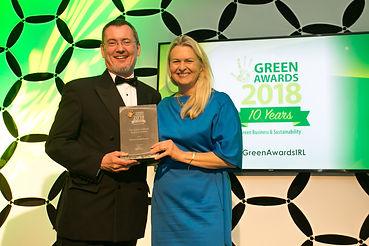 Burren Smokehouse - Green Awards 2018 winner