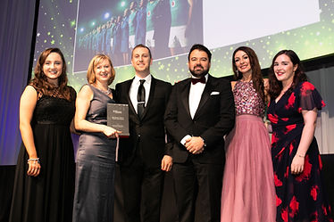 Aer Lingus Official Airline of the Irish Rugby Team - Irish Sponsorship Awards 2018 winners