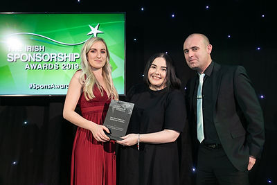 Extra.ie & DMG Media Ireland - 2019 Irish Sponsorship Awards winner