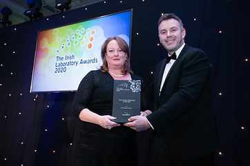 Commerical Laboratory of the Year winner