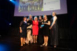 Tallaght University Hospital - 2019 HR Award winners