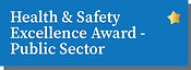 Health & Safety Excellence Award - Public Sector