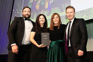 Aldi Play Rugby - Irish Sponsorship Awards 2018 winners