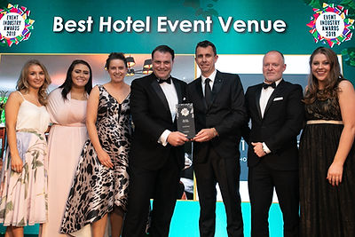 Citywest Hotel - 2019 Event Industry Awards winner