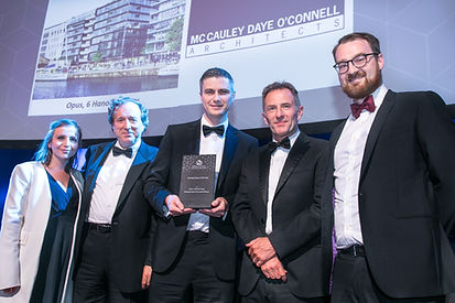 McCauley Daye O'Connell Architects - 2019 Building and Architect of the Year Awards winner