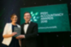 Grace Winters - Irish Accountancy Awards 2018 winners
