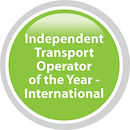 Independent Transport Operator of the Year - International
