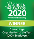 Green Large Organisation of the Year (1000+ Employees)
