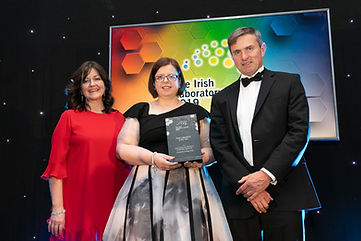 University College Cork - The Irish Laboratory Awards 2019 winner