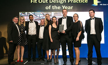 MILLIMETRE DESIGN- Fit Out Awards 2017 winner