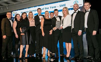 EirGen Pharma - Pharma Industry awards 2017 winner