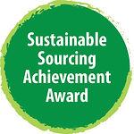 Sustainable Sourcing Achievement Award