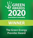 The Green Energy Provider Award