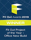 Fit Out Project of the Year - Office New Build