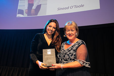 Sinead O'Toole - 2019 HR Award winners