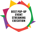 Best Pop-up Event Streaming Execution