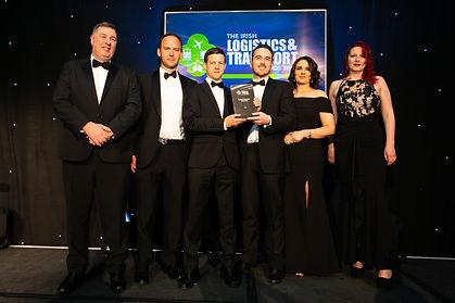 NVD - Irish Logistics & Transport Awards 2019 winners