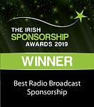 Best Radio Broadcast Sponsorship