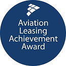 Aviation Leasing Achievement Award