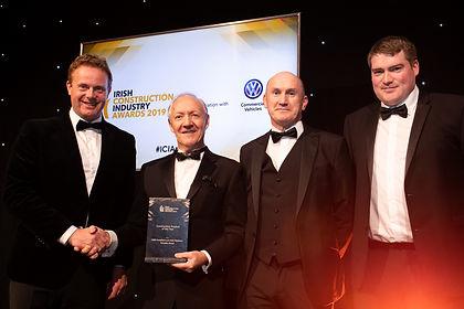 nZEB Compliant Low-H2O Radiators - Versatile Group - 2019 Irish Construction Industry Awards winner