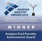 Aviation Fuel Provider Achievement Award