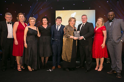 Cork Institute of Technology - The Education Awards 2018 winners