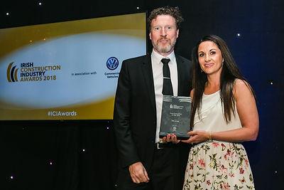 LMC Group - Irish Construction Awards 2018 winners
