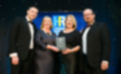 Galway-Mayo Institute of Technology & RPS Group - 2018 HR Awards winners