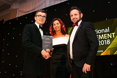 Hyster-Yale Project - Exertis Supply Chain Services - 2018 National Procurement Awards winner