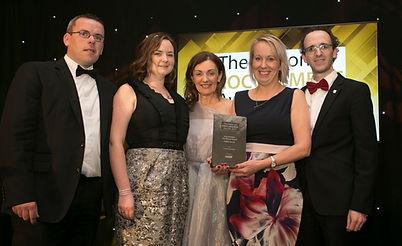 FoodCloud Hubs - National Procurement Awards 2017 winner