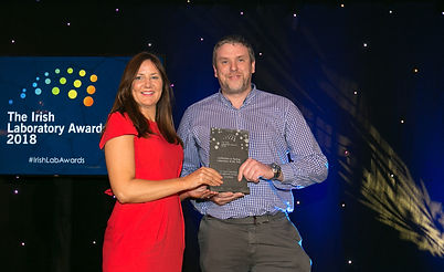 LotusWorks - The Irish Laboratory Awards 2018 winner