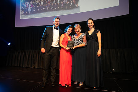 Sigmar Recruitment & FS Managed Services - 2019 HR Award winners