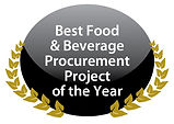Best Food & Beverage Procurement Project of the Year
