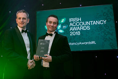 PKF-FPM Accountants - Irish Accountancy Awards 2018 winners