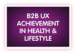 8. B2B UX Achievement in Health & Lifest