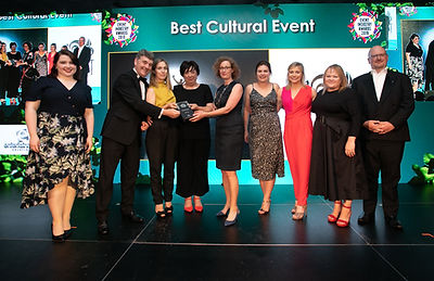 SeaFest 2018 - 2019 Event Industry Awards winner