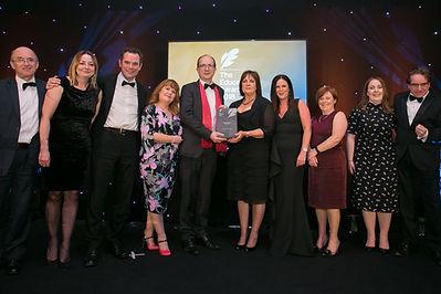 Dublin Business School - The Education Awards 2018 winners