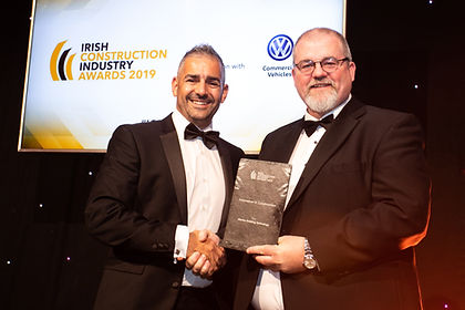 Glavloc Building Technology - 2019 Irish Construction Industry Awards winner