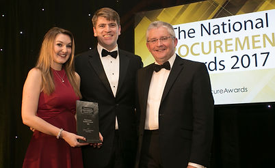 Envision Management Consultants - National Procurement Awards 2017 winner